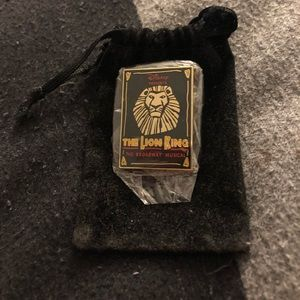 Lion King collectors pin